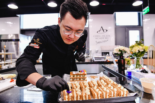 Barry Callebaut's presence in Shenzhen will bring the company closer to its Gourmet customers in South China and bring chocolate excellence, inspiration and trends to all.