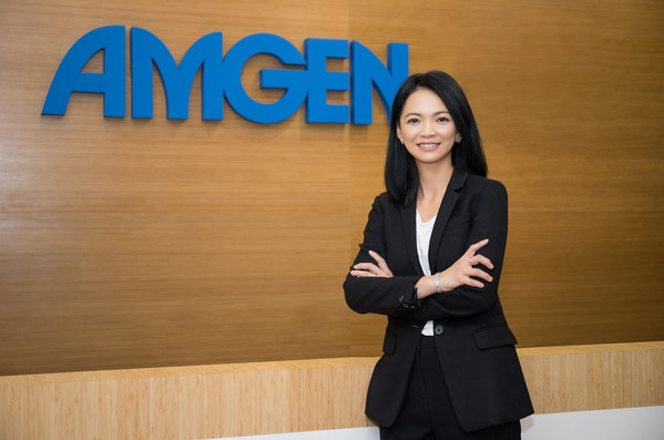 Amgen Appoints General Manager, Mainland China as Vice President & General Manager, Japan Asia-Pacific