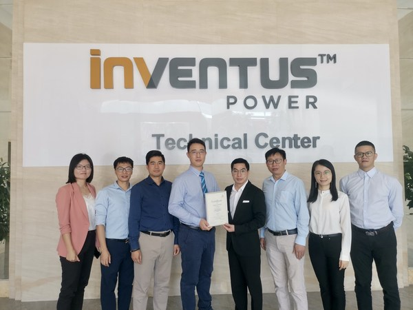 Inventus Power Obtains Customer Testing Facility (CTF) Lab Qualification from TUV Rheinland