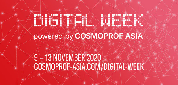 Cosmoprof Asia digital week