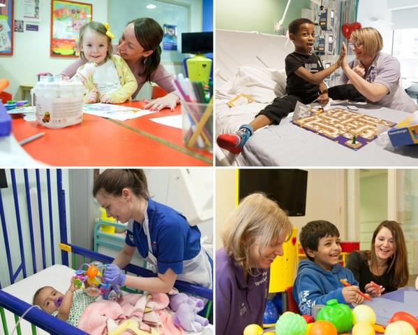 """逾百年历史的英国儿童医院,为重症儿童打造 """"梦幻岛"""""""
