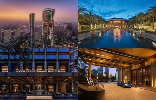 康莱德酒店及度假村荣冠2020世界旅游奖亚洲奢华酒店品牌