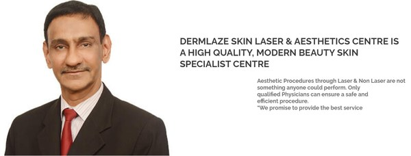 Dr. Jeswender Singh, the leading doctor, consultant, and aesthetic medical physician of Dermlaze.