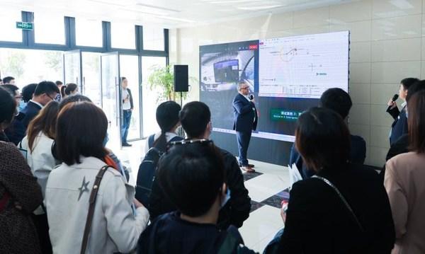 安全链接未来出行 - DEKRA德凯德清C-V2X测试演示活动成功举办