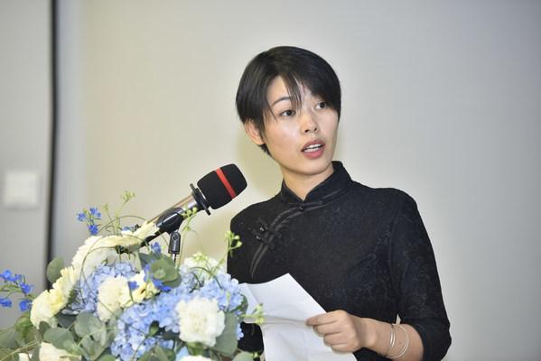 唐家乐彼之园负责人、唐家路线策展人陈丽虹发表策展宣言