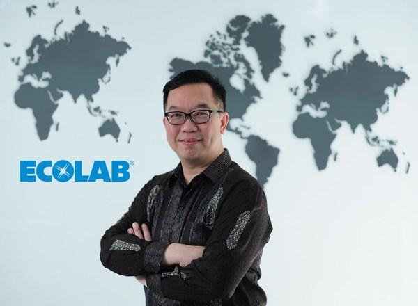 Ecolab's Allan Yong receives prestigious ACES Award for outstanding leadership