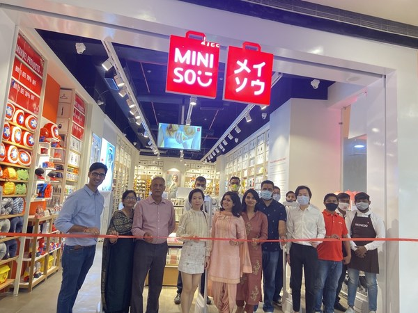 Bucking The Trend, The Top Branded Variety Retailer MINISO Expands in India