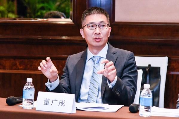 德尔格医疗大中华区市场总监董广成