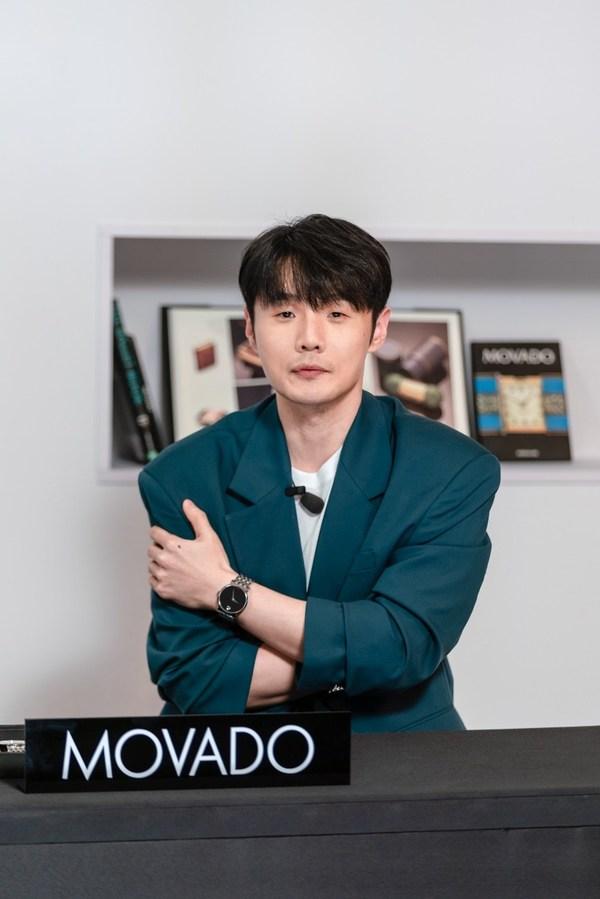 MOVADO摩凡陀全球代言人李荣浩先生