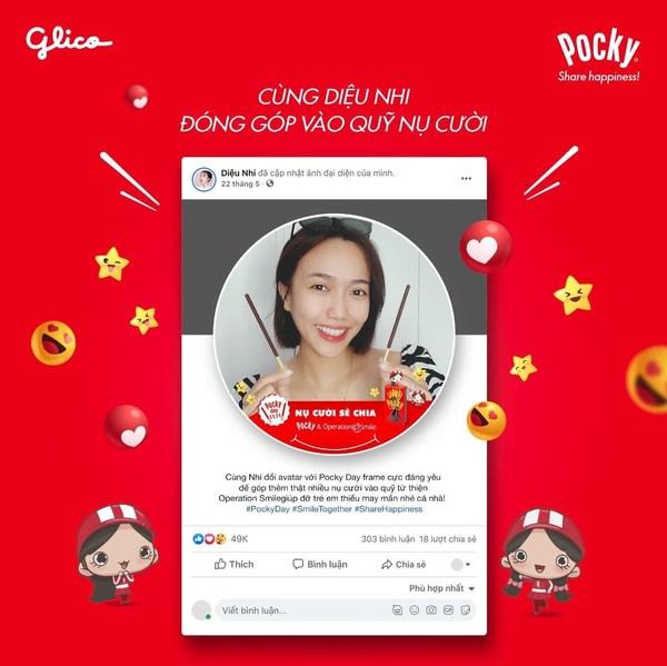 Operation Smile cùng thương hiệu bánh Pocky chung tay mang lại nụ cười cho trẻ em kém may mắn và lan tỏa tinh thần tích cực trong cộng đồng