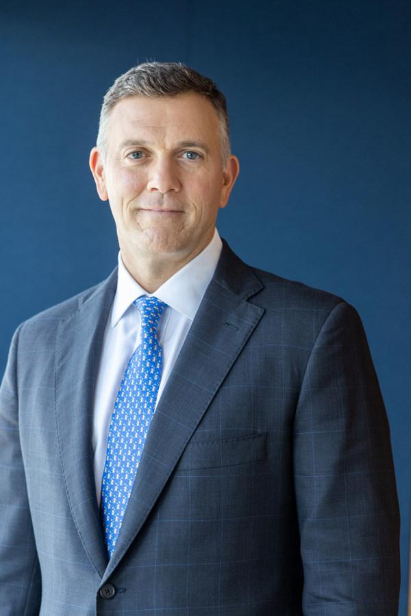 北卡羅來納州夏洛特市 – 2020年11月5日 – 霸菱主席兼行政總裁Mike Freno。相片來源:霸菱。