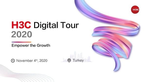 Digital Solution Leader H3C Launches Digital Tour in Turkey