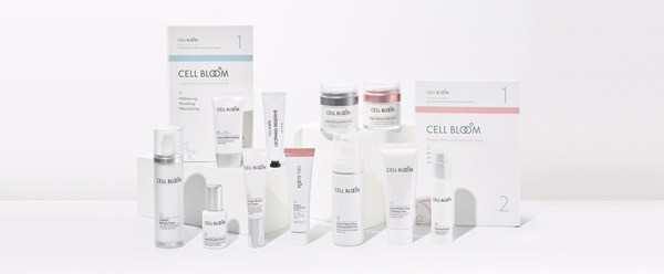 CELL BLOOM is a cosmeceutical brand equipped with an advanced development combining PepG-8 technology and naturally extracted ingredients.