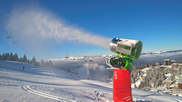Hebei Tourism Investment chose MND for Jinshanling Golden Mountain ski resort in China