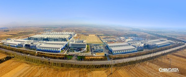Chindata Group opens Asia's largest single hyperscale data center in Shanxi