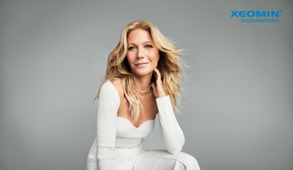 Gwyneth Paltrow破天荒首度參與醫美品牌企劃 全球代言旗艦品牌Xeomin®鼓勵女士們美麗自主