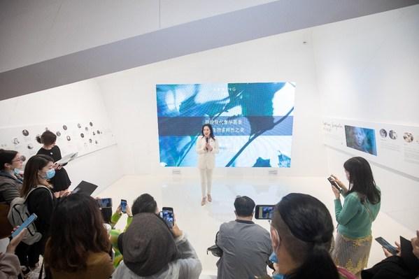 开云大中华区总裁蔡金青表示集团十分珍视进博会这一重要机会