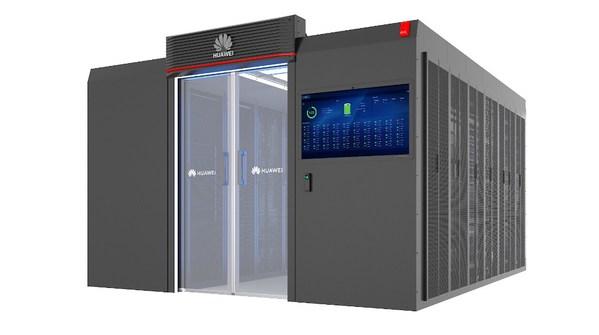 エネルギーのデジタル化を目指して:ファーウェイがSmart Modular Data Center 5.0を発表