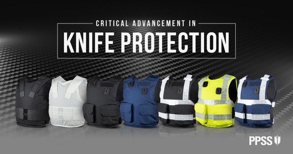 PPSS Group: Critical Advancement in Knife Protection