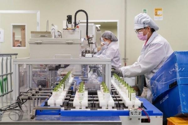 CNT Dream - the No.1 Private Label / ODM Manufacturer in Korea