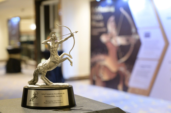 Celebrating Asia's Finest - The Asia Corporate Excellence & Sustainability Awards 2020