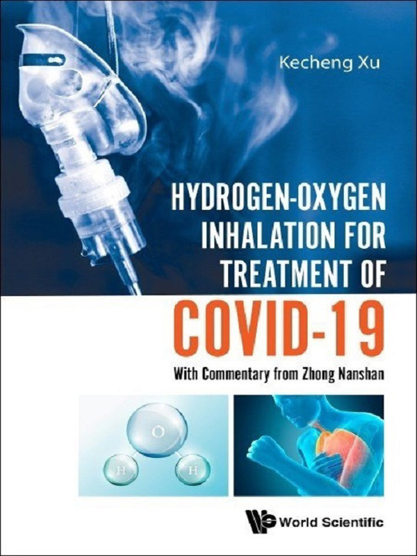 Monograph Published by World Scientific Publishing Proves Asclepius Meditec's Hydrogen Oxygen Generator with Nebulizer Effective in Treating COVID-19