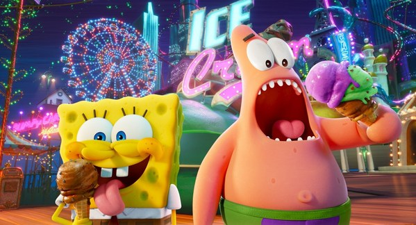 "iQIYI Premieres ""The SpongeBob Movie: Sponge on the Run"" via PVOD in its Ultimate Online Cinema Section"