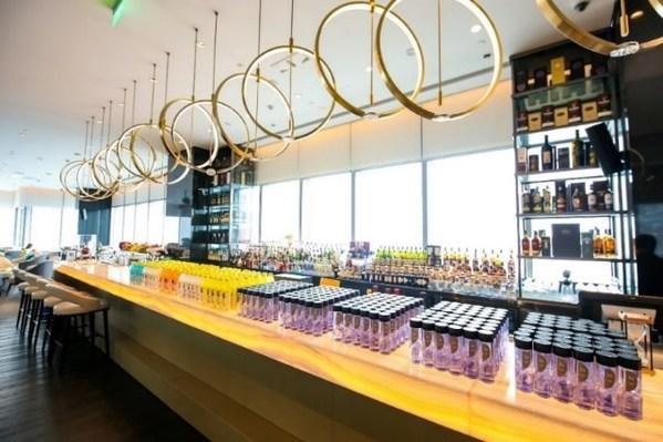 长沙尼依格罗酒店吧93为参赛者提供赛后休憩体验与能量补给
