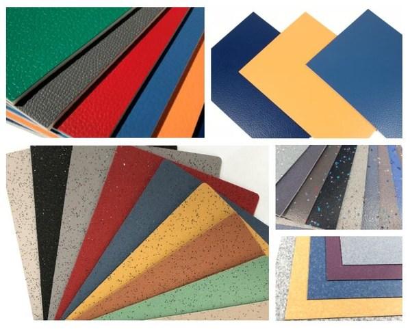 地铺材料趋势产品弹性地材,知名品牌齐聚SURFACES China 2020