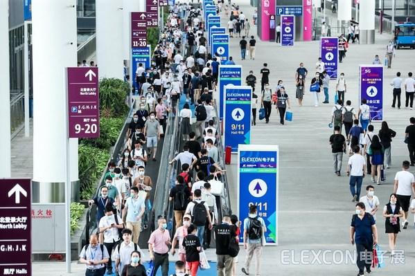 抢先布局电子产业新机遇,2021ELEXCON电子展展位预定从速