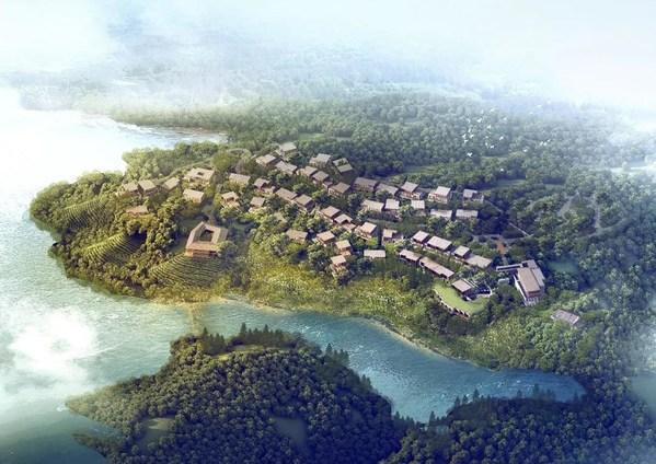 温州天顶湖君澜度假酒店正式委托君澜酒店集团管理