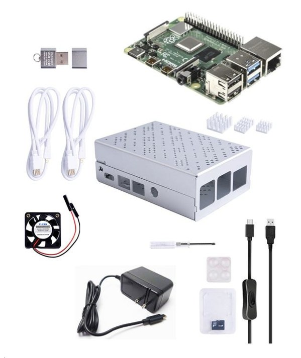 RS Components Fuels Innovation with Launch of Exclusive Raspberry Pi 4 Starter Kit