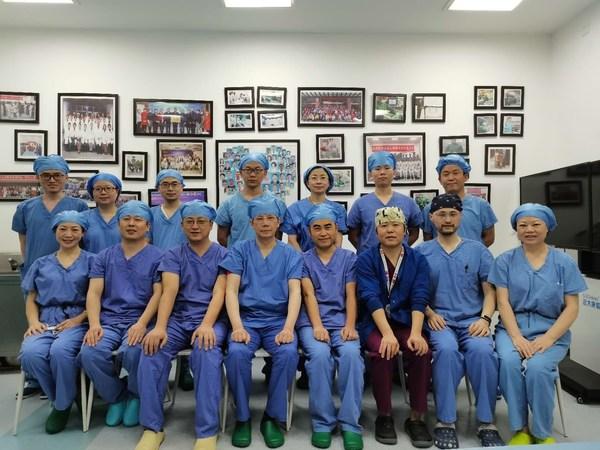 四川大学华西医院应用DragonFly(TM) 成功完成两例二尖瓣修复手术
