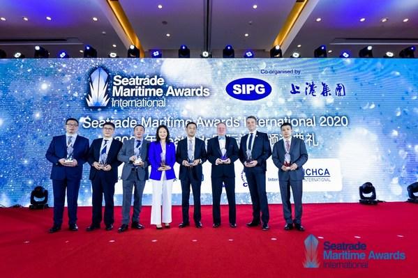 2020年Seatrade国际海事颁奖典礼获奖名单揭晓