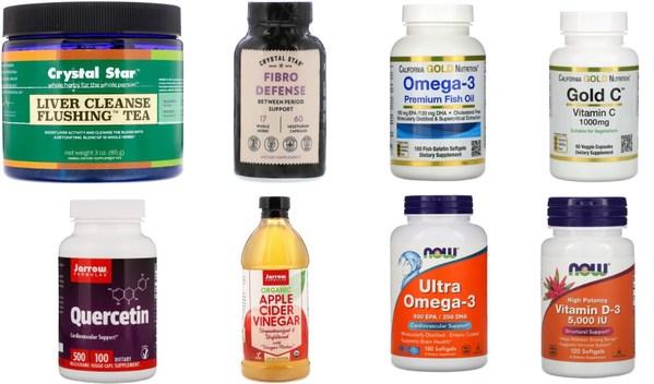 營養健康系列:Crystal Star(水晶之星),California Gold Nutrition(加州金牌營養),Jarrow Formulas(傑諾),Now Foods(諾奧)