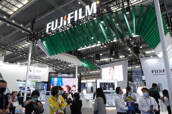 富士胶片参展第二十二届高交会 创新成果紧密契合产业风向