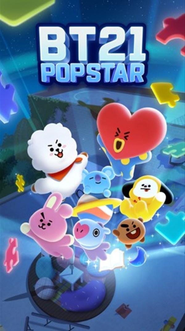 BT21 POP STAR