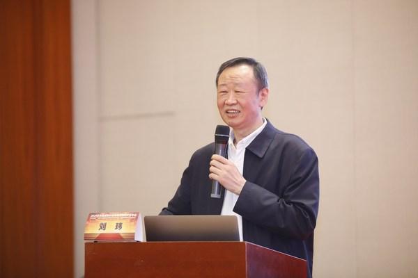 图3:刘玮教授分享化妆品皮肤科学相关进展