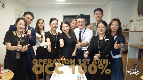 瑞思&BEEPLUS玖悦雅轩空间运营1周年 迎来100%入驻率