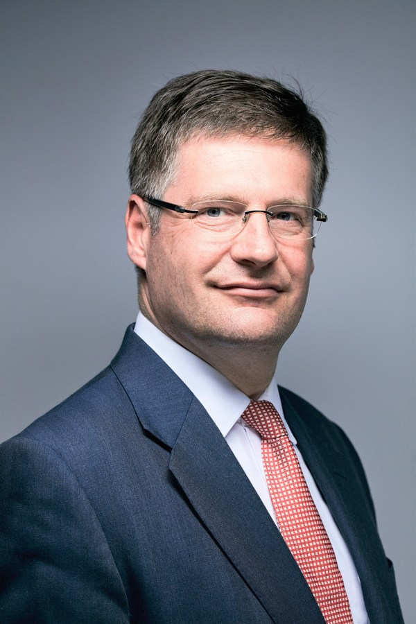 Axel Maschka, Hyundai Mobis Executive VP, Head of Global Sales Division