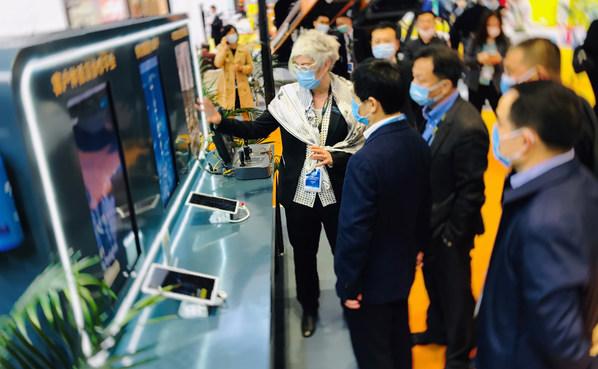 加强合作促发展,新一代安百拓数字化创新成就闪耀进博会