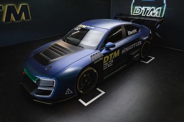 舍弗勒助力德国房车大师赛向电动化转型
