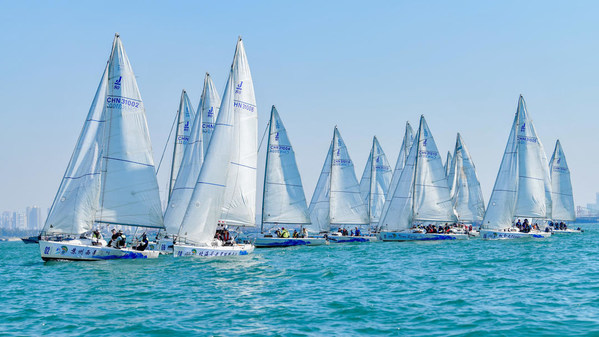 Belt and Road International Regatta 2020 set sail in Beihai