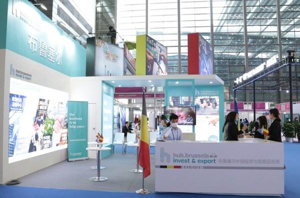 24 ประเทศส่งตัวแทนเข้าร่วมจัดแสดงในงาน CHTF2020 ส่วนอีก 29 ประเทศร่วมจัดแสดงผ่านทางออนไลน์