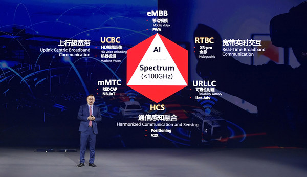 Huawei's David Wang: Defining 5.5G for a Better, Intelligent World