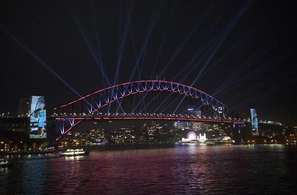 悉尼举办澳航百年庆典
