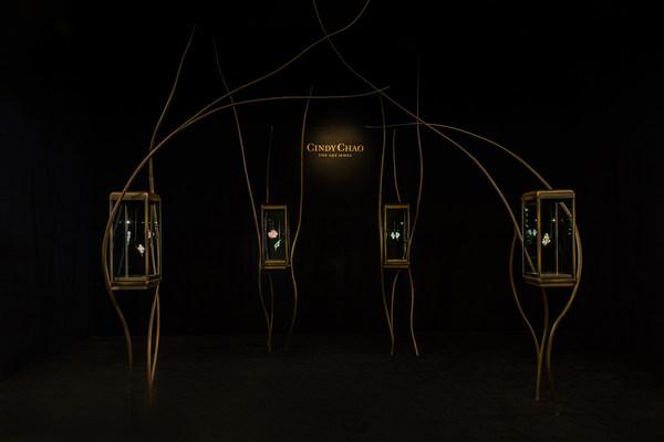CINDY CHAO The Art Jewel博物馆典藏级大师之作亮相上海艺博会