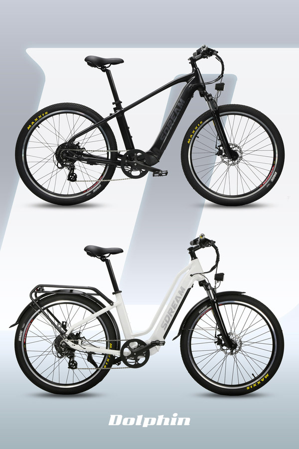 SDREAM Unveils The Best-value E-bike Focusing on Long-Range And Intelligence
