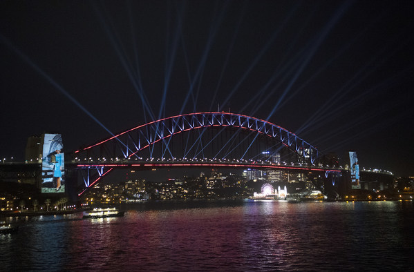 悉尼舉辦澳航百年慶典