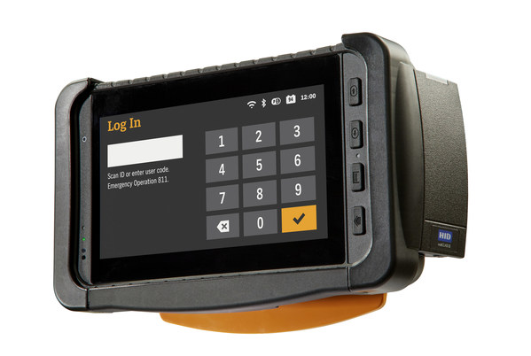 "Crown Equipment Introduces InfoLink 7"" Touch Display Module to Increase Operator Productivity and Safety"